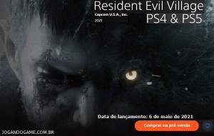 Resident Evil Village, notícias sobre RE8