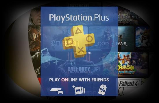 Playstation plus, jogos a vontade por um preço mensal.
