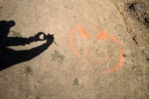 Clearly Red John was here! :)