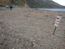 The start of the Mid Monty at Oteranga Bay.
