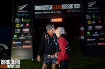 Such a special feeling, being able to experience these events together. I don't know how lonely those hours in the dark must have been to solo runners.