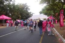 The Kaapse Klopse provided some colourful entertainment.