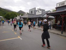 Arrowtown - a quaint historic gold mining town north of Queenstown.