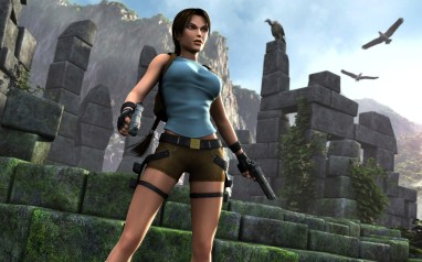 Lara Croft Tomb Raider High Resolution