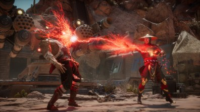 Mortal Kombat 11 Screen 3