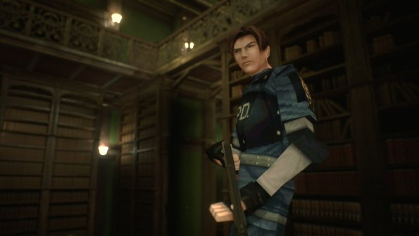 Resident-Evil-2-Classic-Leon-S-Kennedy