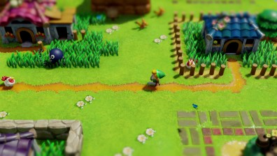 Switch_The Legend of Zelda Links Awakening