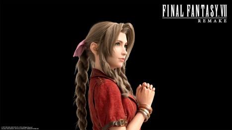 Aerith Final Fantasy VII Character Image