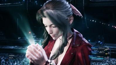 Aerith Final fantasy VII Remake