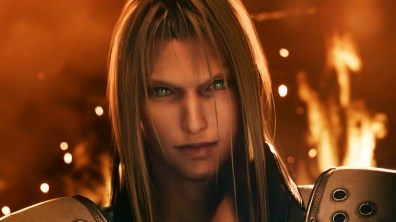 Sephiroth final fantasy VII remake