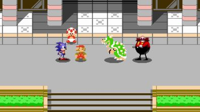 Mario Sonic 2020 Preview