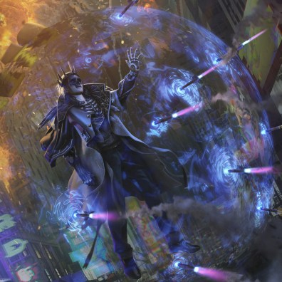 The Witcher x Cyberpunk 6