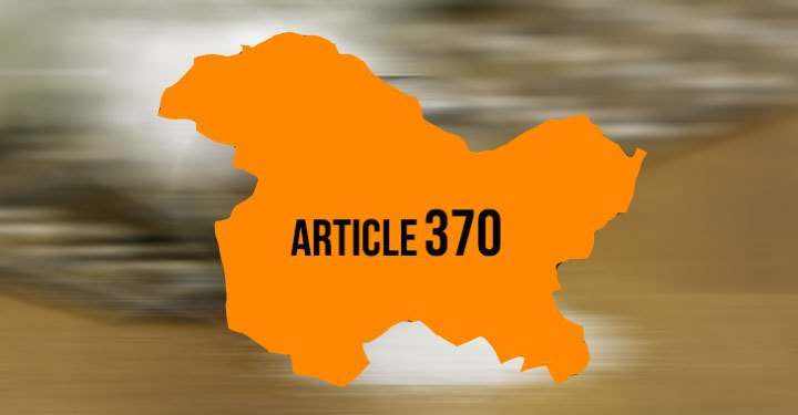Article 370 and Jammu & Kashmir
