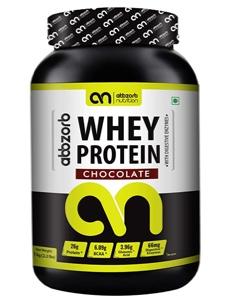 Abbzorb Nutrition Whey Protein 26g Protein