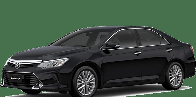 Toyota Camry 2018 - Inilah Deretan Jenis Mobil Mewah Yang Biasa Disewakan Di Jogja