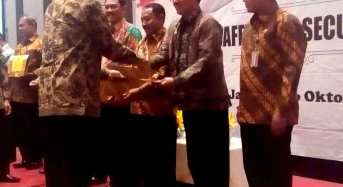 Pemkot Yogya Raih Bapeten Safety and Security Award