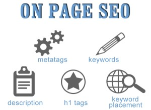 kursus private seo on page