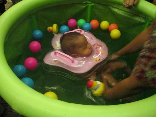 Dokumentasi Pelatihan Mom and Baby Spa Agustus 2015 3