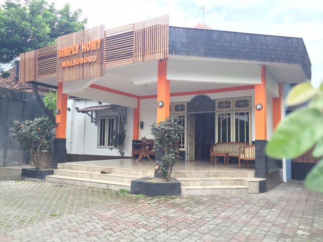 sewa rumah harian di Jogja dekat malioboro