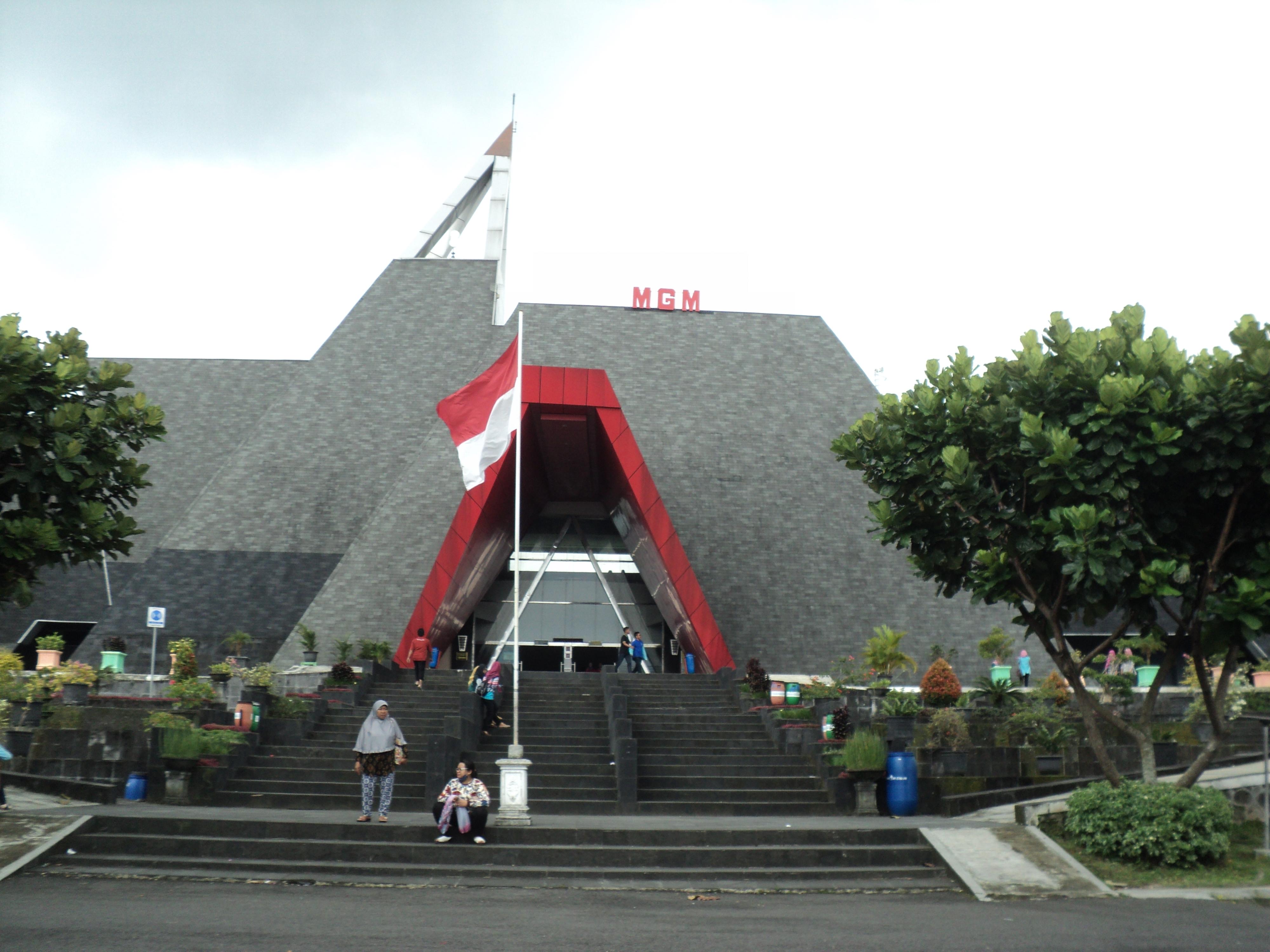 wisata merapi museum