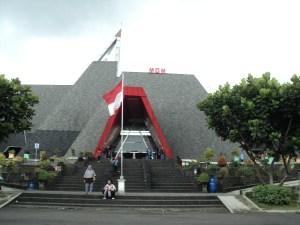 wisata gunung merapi museum