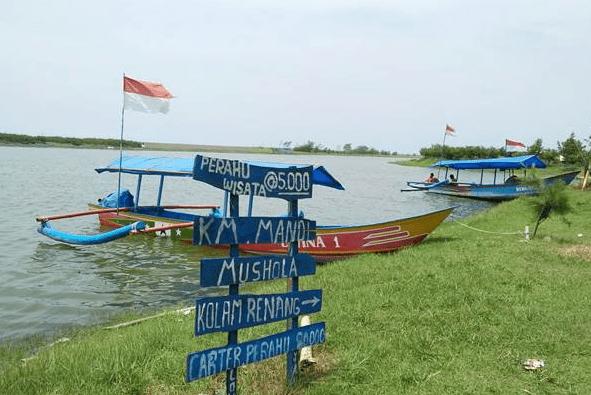 laguna pantai glagah