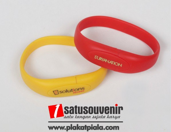corporate gift Flashdisk promosi gelang flashdisk Promosi Custom
