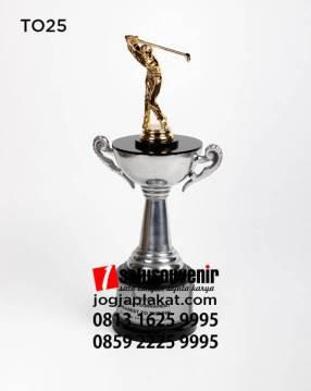 contoh Piala bergilir Olahraga Gold APCNGI