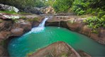 Luweng Sampang Waterfall