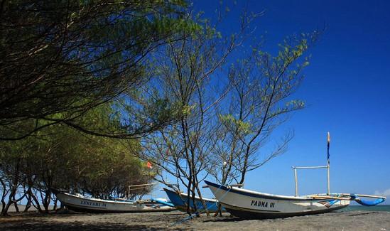 Pantai Baru in Jogja
