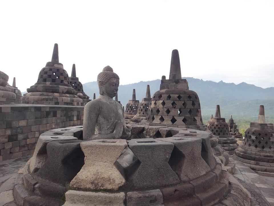 What is Borobudur Temple