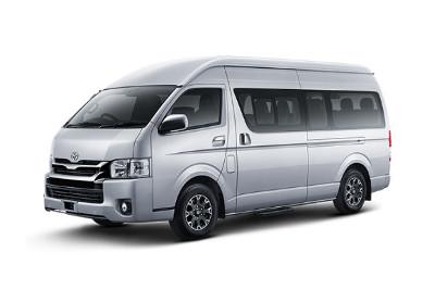 Jogja Rafira - Toyota Hiace