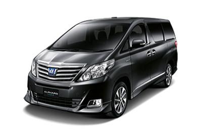 Jogja Rafira - Toyota Alhpard