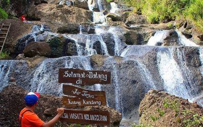 Informasi Menarik Obyek Wisata Air Terjun Kedung Kandang Jogjakarta