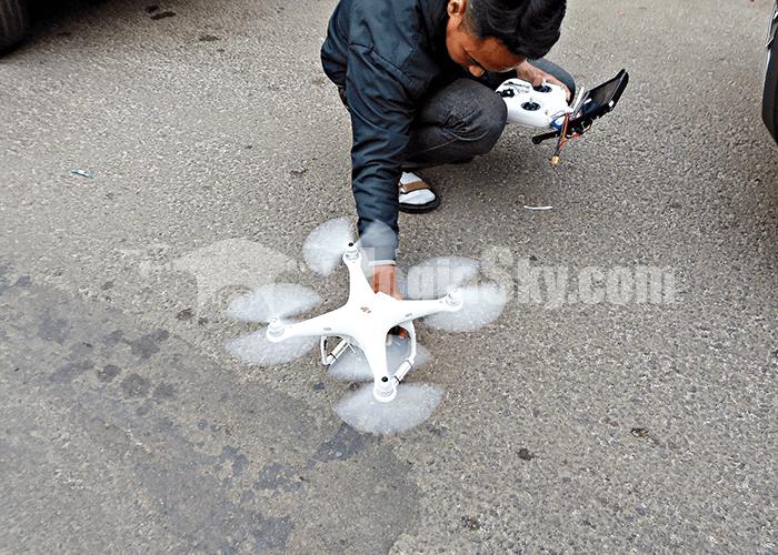 gathering-drone