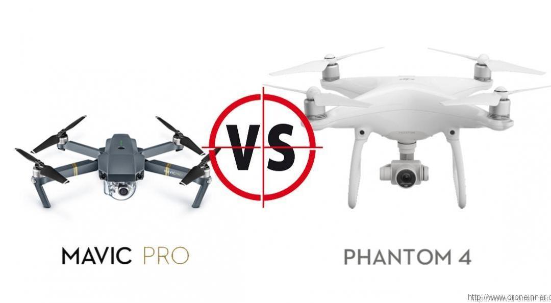 Pilih DJI Mavic atau Phantom 4?