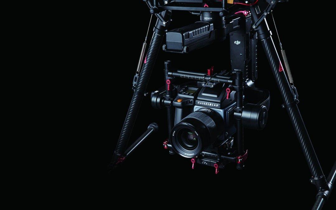 DJI Produksi Drone Berkamera 100 MP Pertama di Dunia