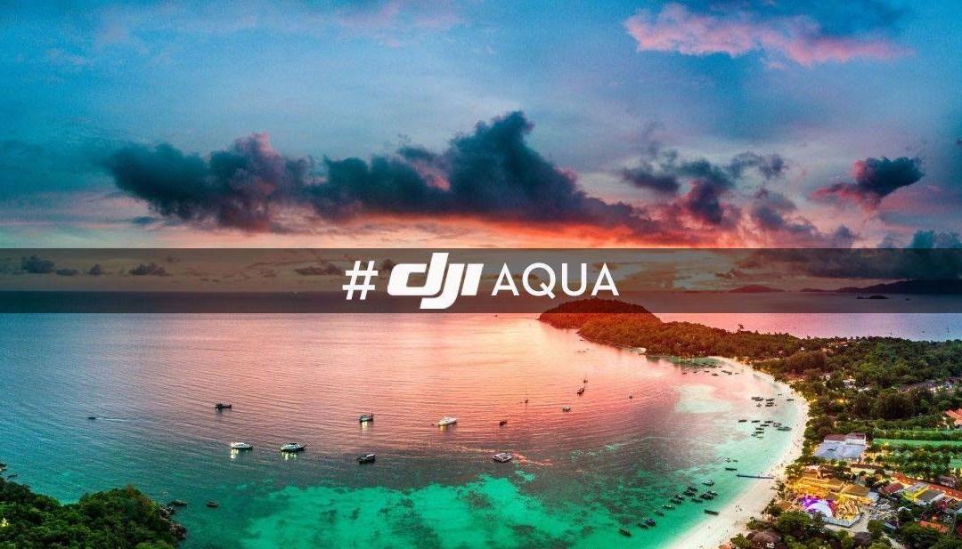 DJI Aqua