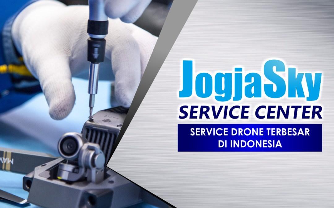 JogjaSky Service Center: Service Drone Terbesar di Indonesia
