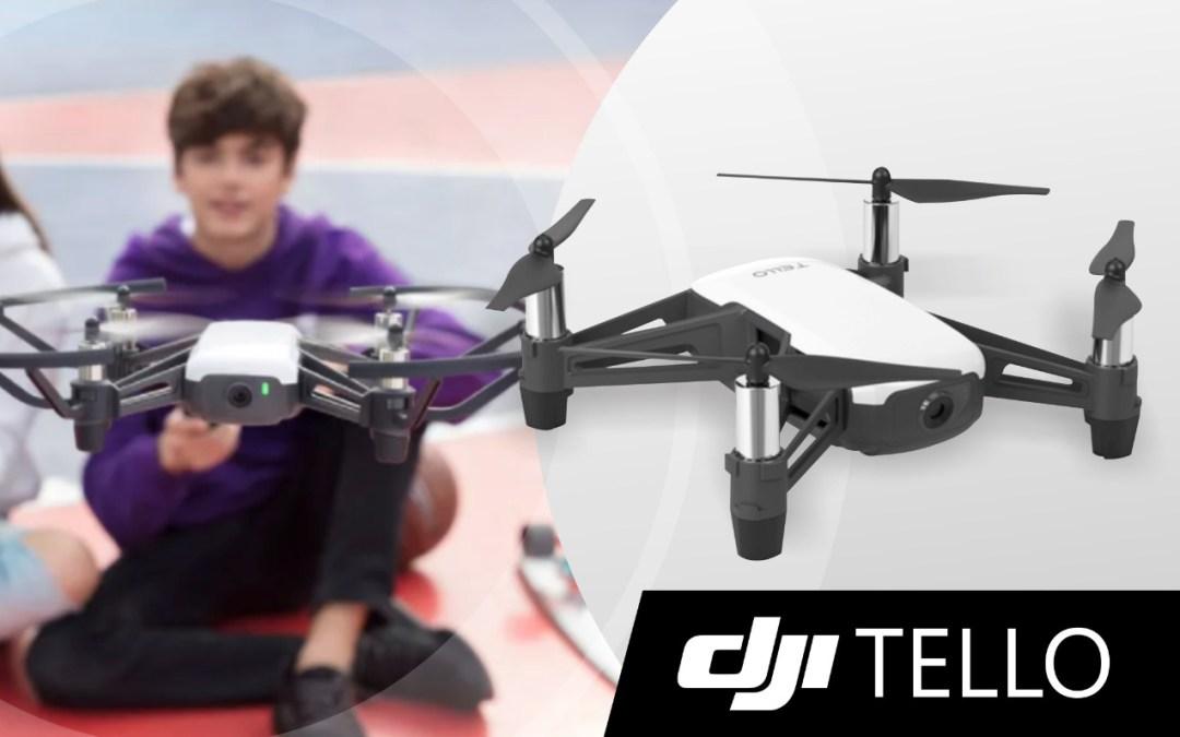 Toy Mini Drone Terbaru Bernama Tello