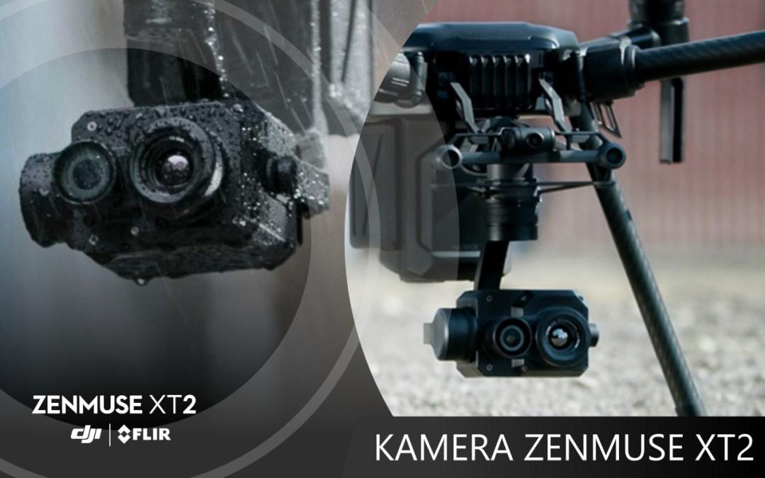 Kamera Zenmuse XT2