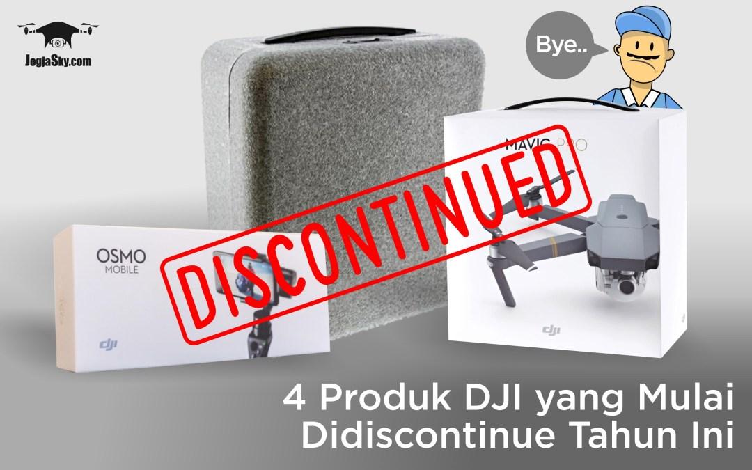 4 Produk DJI yang Discontinued Tahun Ini