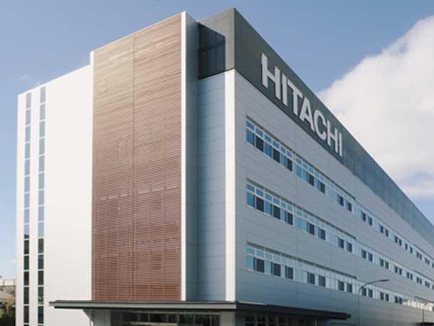Ilustrasi salah satu kantor Hitachi. Sumber : crn.com