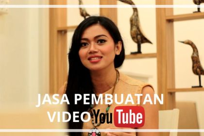 video youtube, jasa video jogja