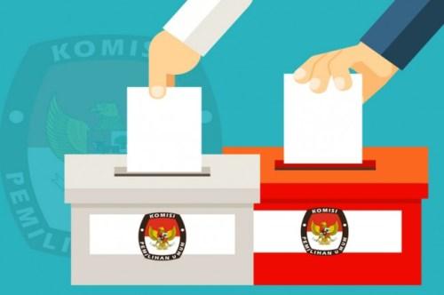 Ilustrasi KPU komis pemilihan umum