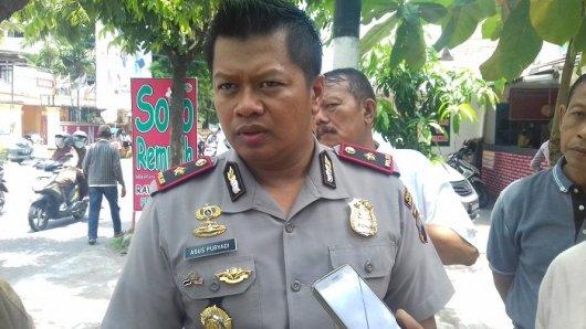 Kasatreskrim Polresta Surakarta Kompol Agus Puryadi