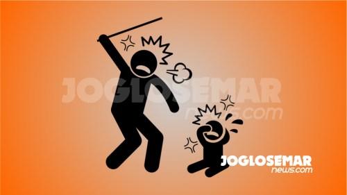 ilustrasijs kekerasan anak