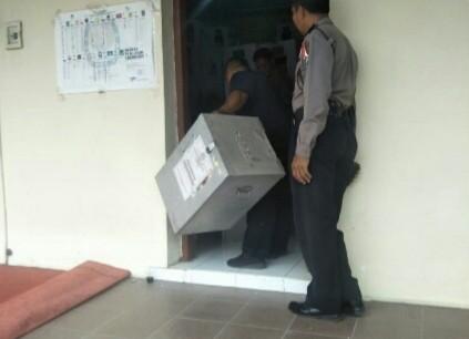 Pemilu ulang