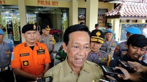 Gubernur DIY Sri Sultan Hamengku Buwono X. TRIBUN JOGJA ALEXANDER ERMANDO