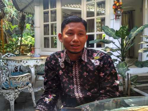 Ketua Fraksi PKS DPRD Solo Sugeng Riyanto